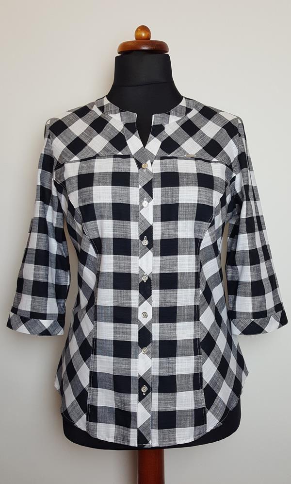 bluzki damskie duże rozmiary 836