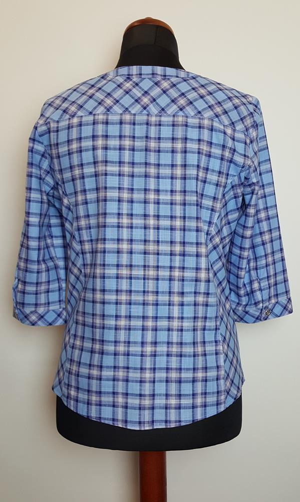 bluzki plus size damskie 841