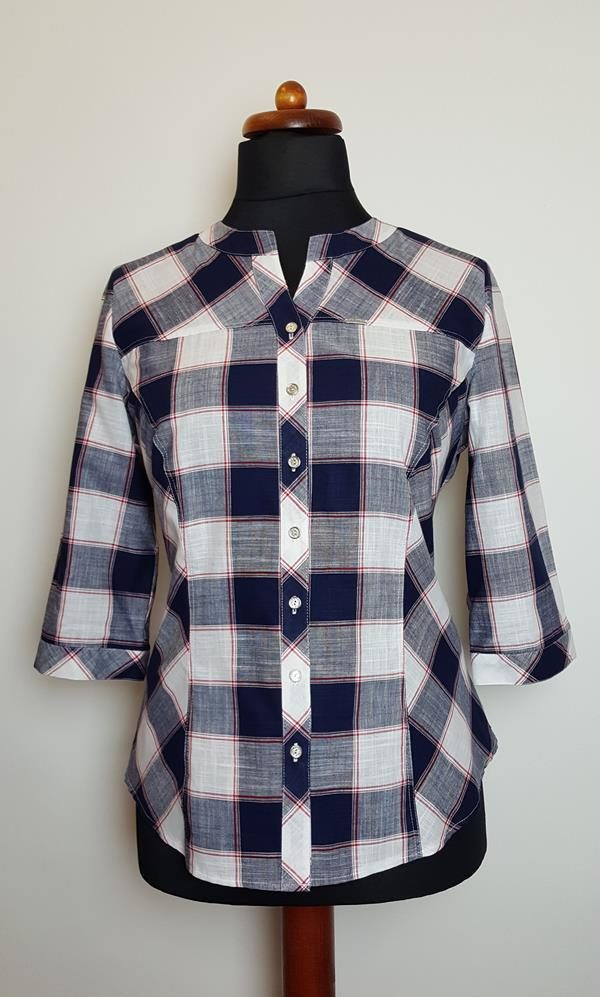 bluzki dla puszystych 845