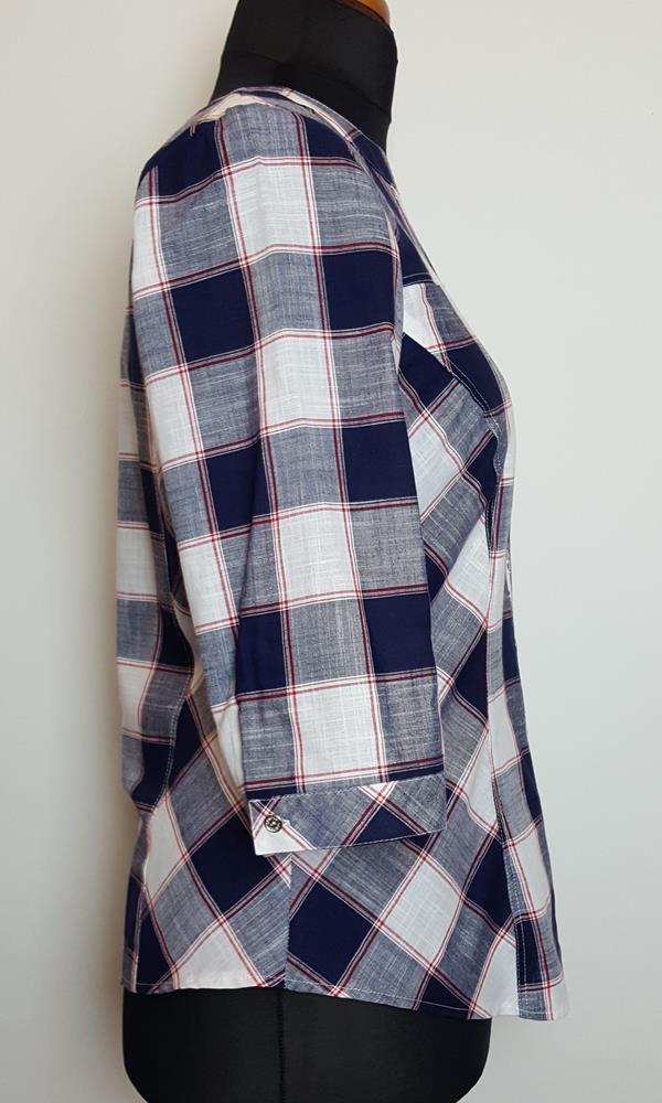 bluzki eleganckie plus size 846
