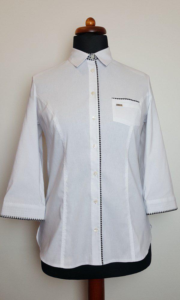 bluzki eleganckie plus size 238