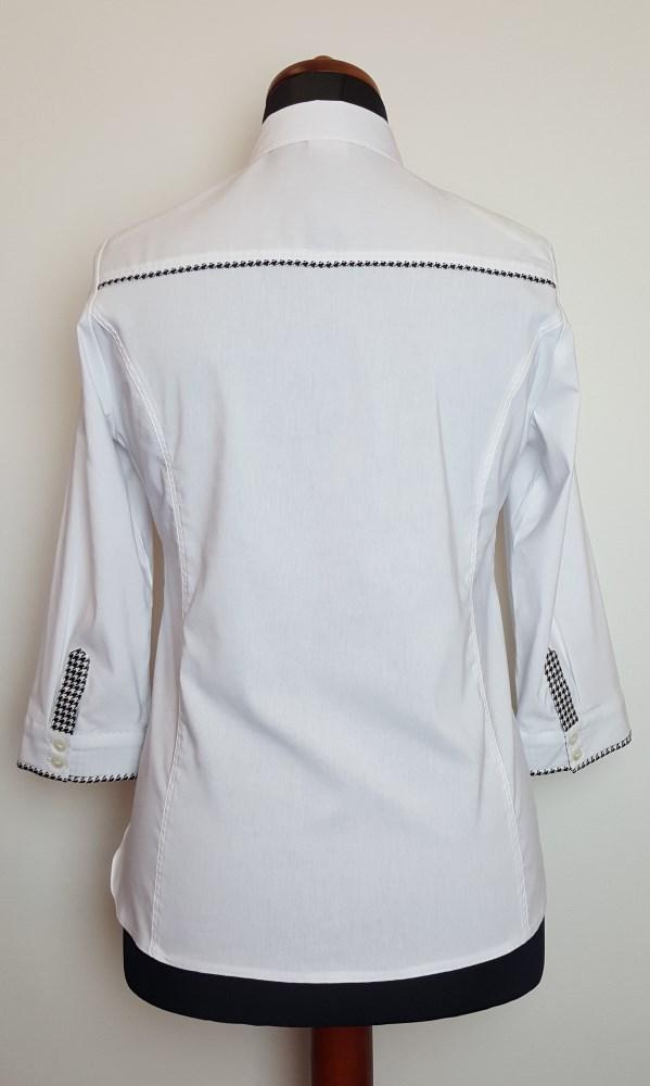 bluzki eleganckie plus size 236