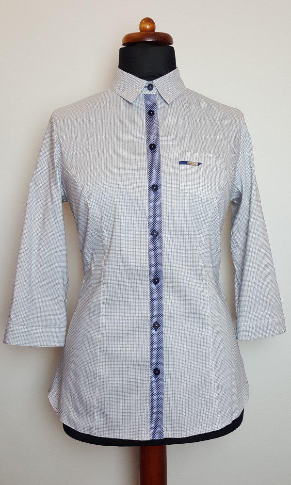 bluzki eleganckie plus size 232