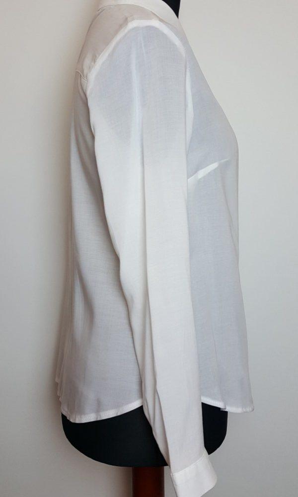 <b>M07000</b> - bluzka rękaw długi gładka
