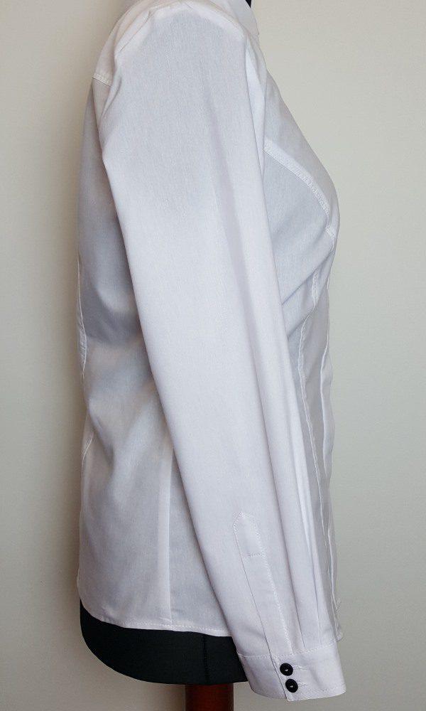 <b>M09700</b> - bluzka rękaw długi gładka