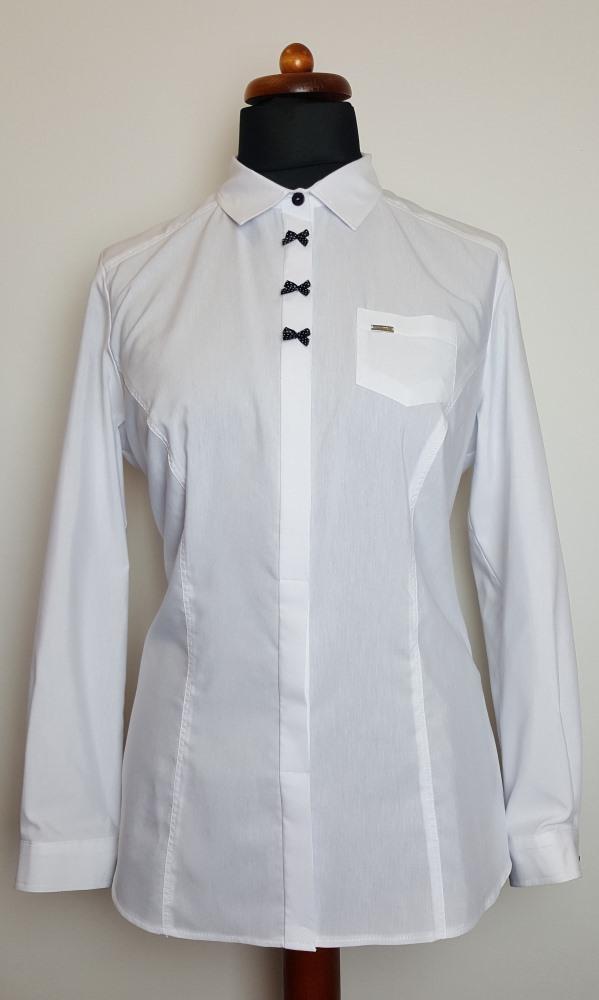 bluzki eleganckie plus size 214