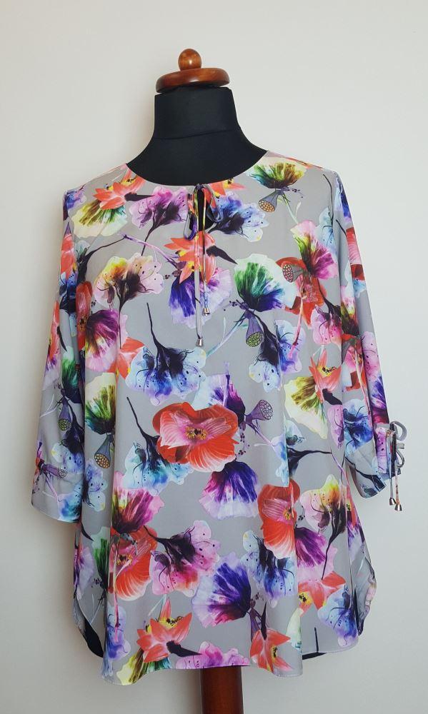 bluzki plus size damskie 423