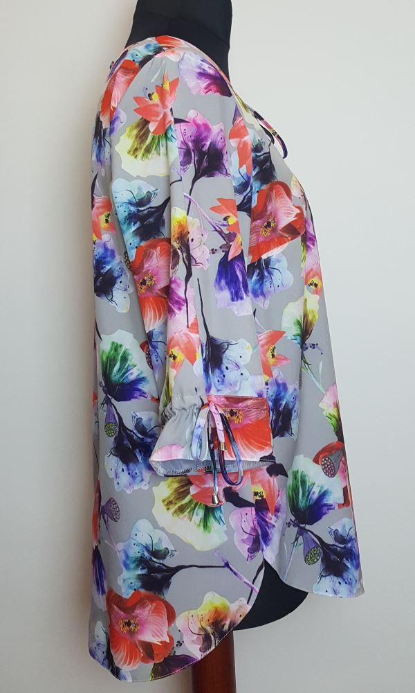 bluzki plus size damskie 422
