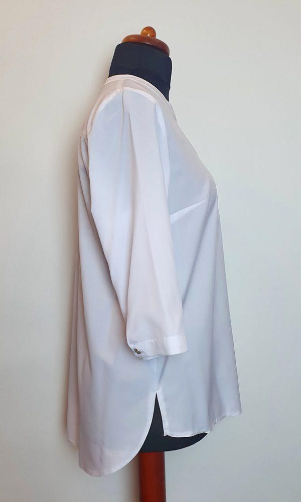 bluzki z długim rękawem plus size 135