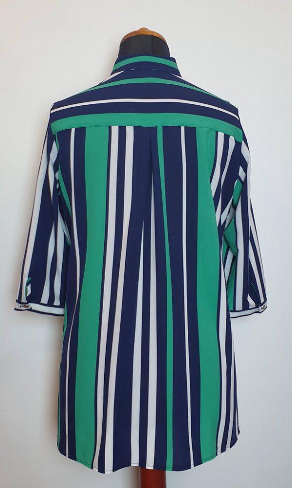 bluzki z długim rękawem plus size 122