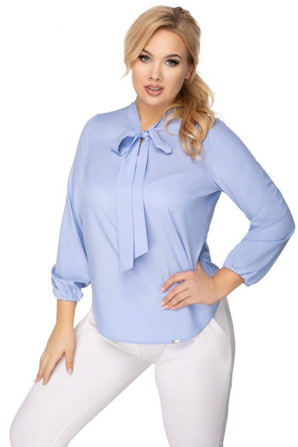 bluzki eleganckie plus size 806
