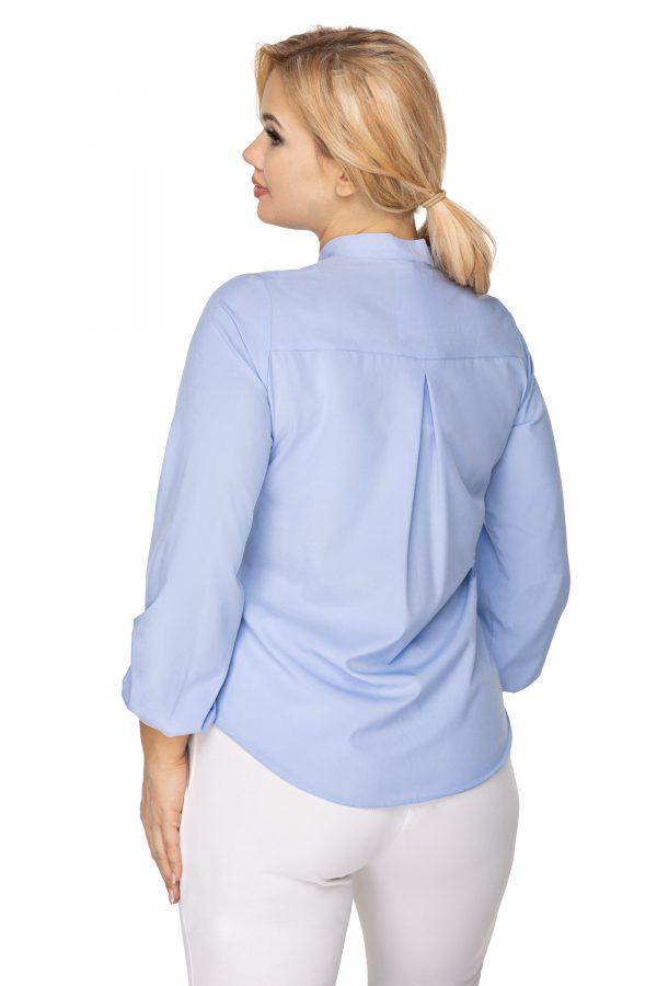 bluzki eleganckie plus size 805