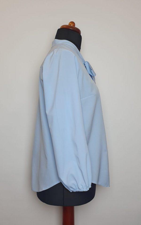 bluzki dla puszystych 114