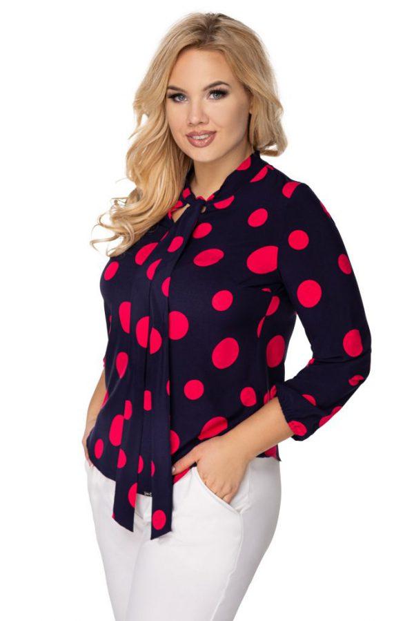 bluzki damskie duże rozmiary 339