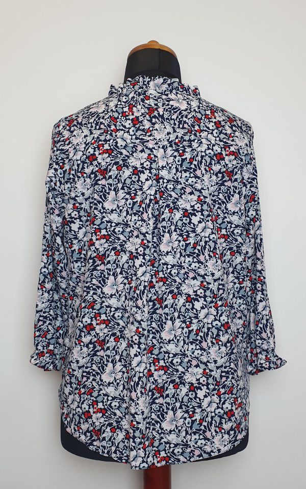 bluzki eleganckie plus size 825