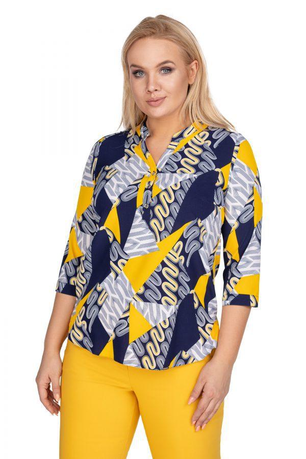 bluzki damskie duże rozmiary 305
