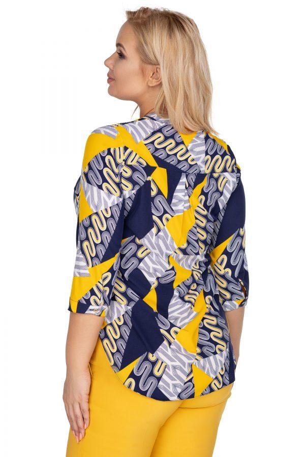 bluzki damskie duże rozmiary 306