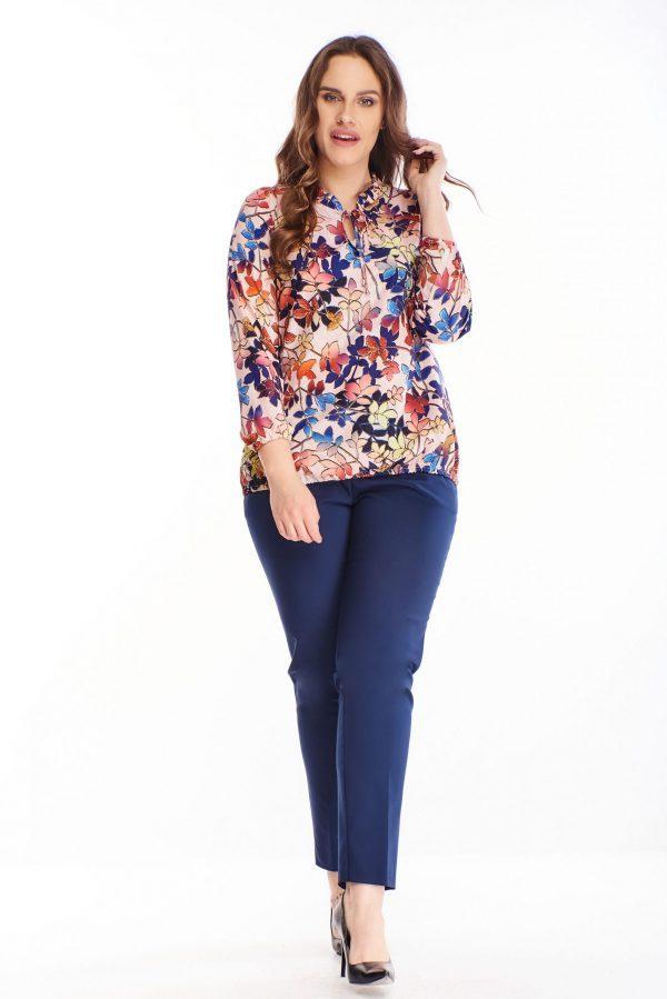 tanie bluzki damskie duże rozmiary 238