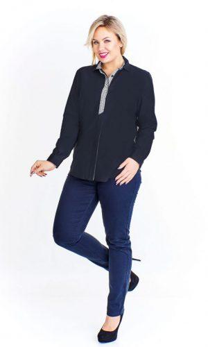 <b>M06800</b> - Bluzka długi rękaw
