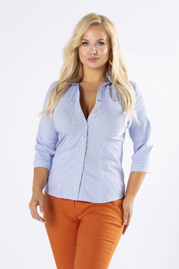 bluzki plus size damskie 126