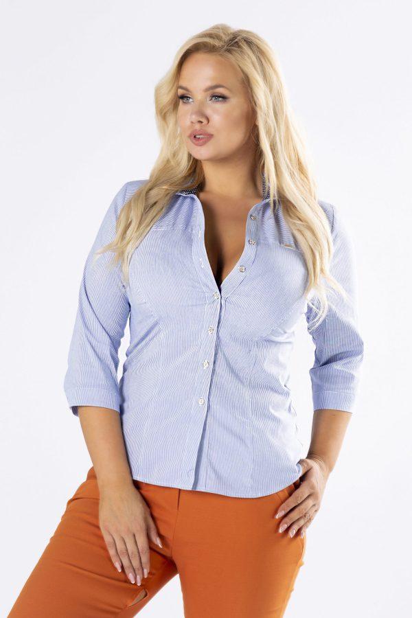 bluzki plus size damskie 125