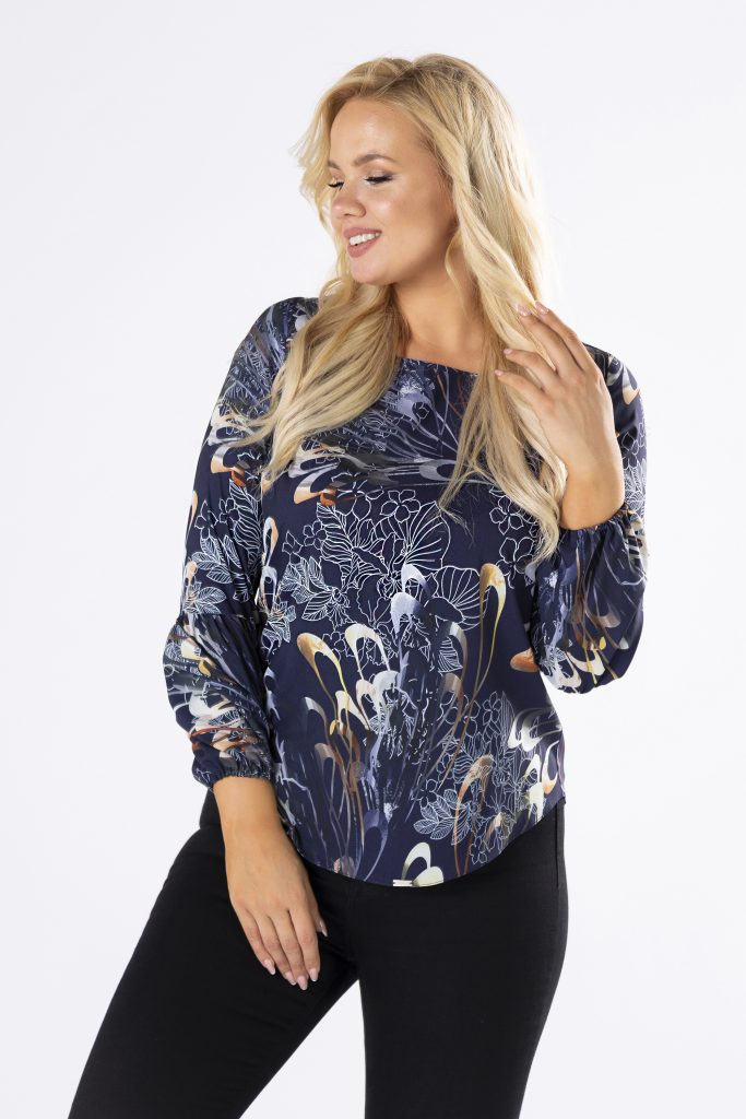 bluzki plus size damskie 104