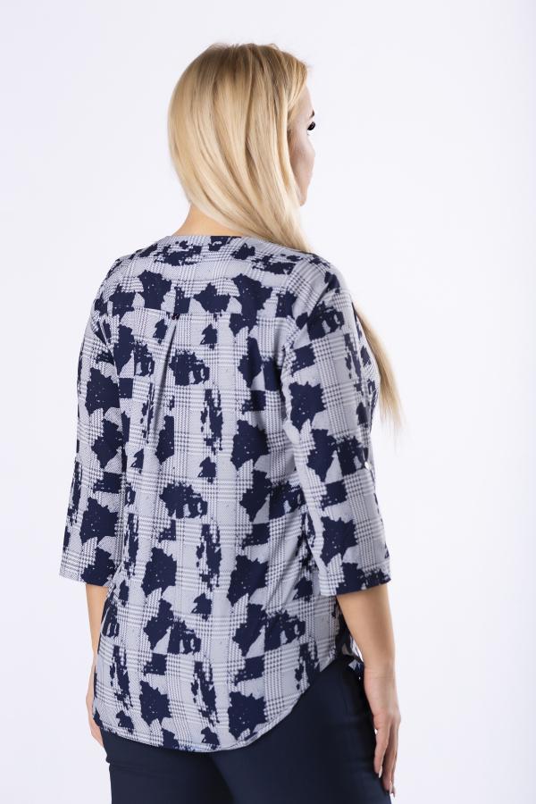 bluzki plus size damskie 522