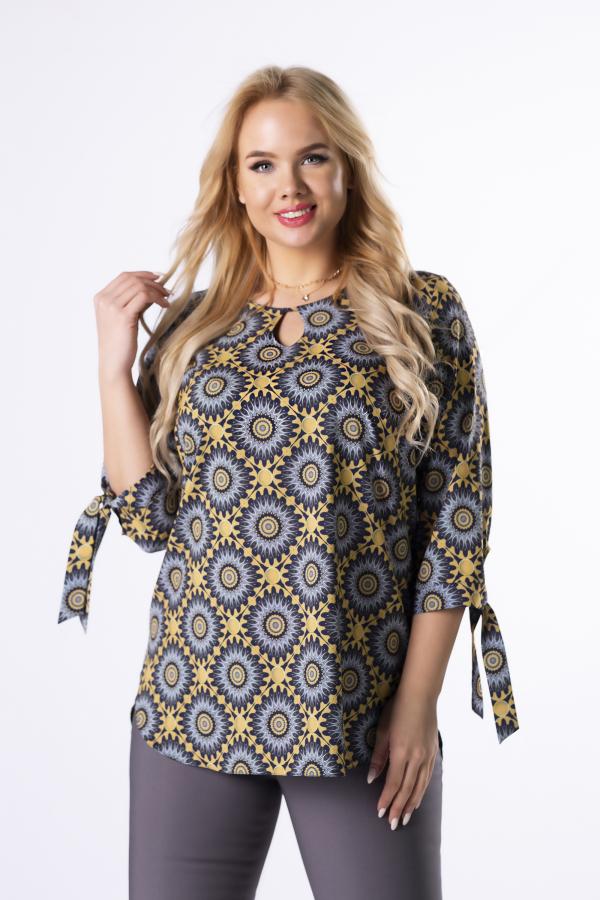 bluzki plus size damskie 513