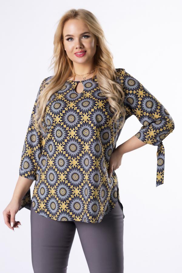bluzki plus size damskie 512