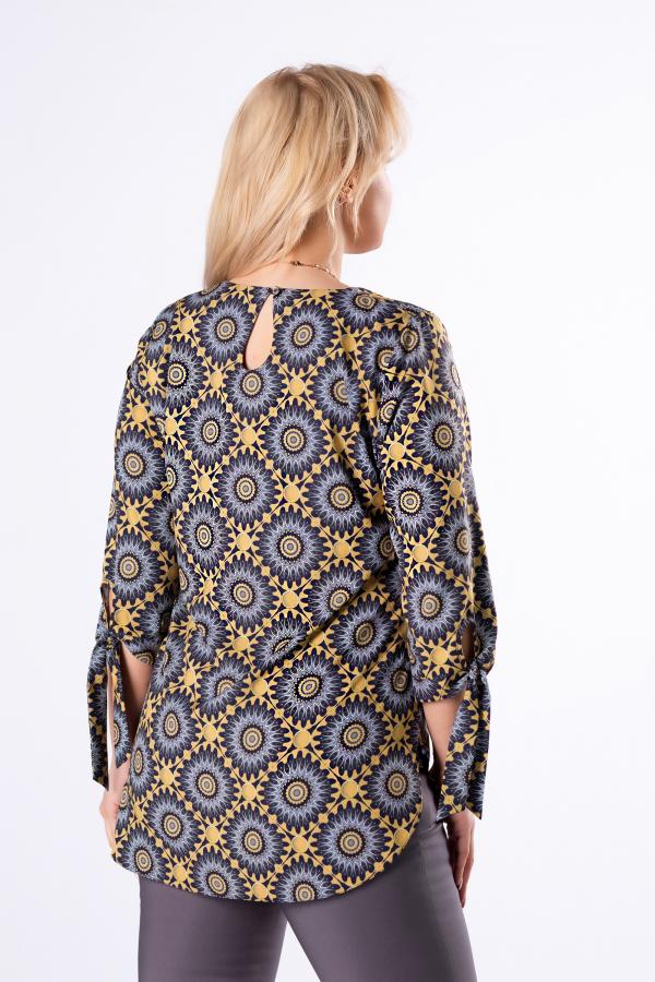bluzki plus size damskie 510
