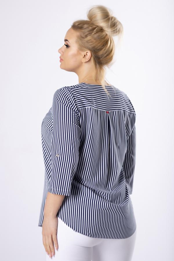 bluzki plus size damskie 505