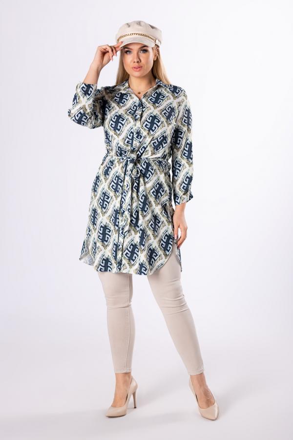 bluzki plus size damskie 504