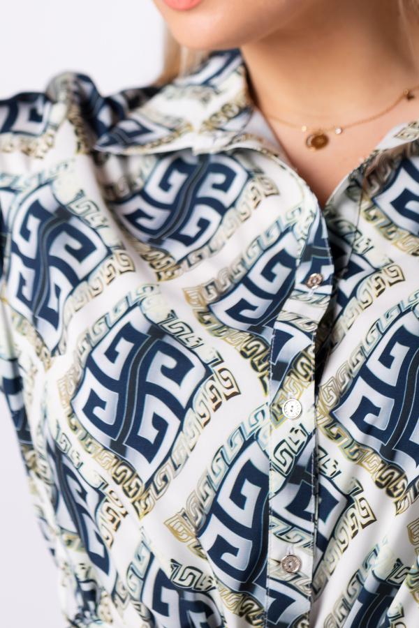 bluzki plus size damskie 502