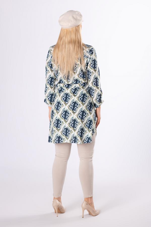 bluzki plus size damskie 500