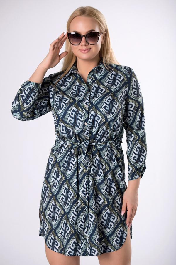 bluzki z długim rękawem plus size 998