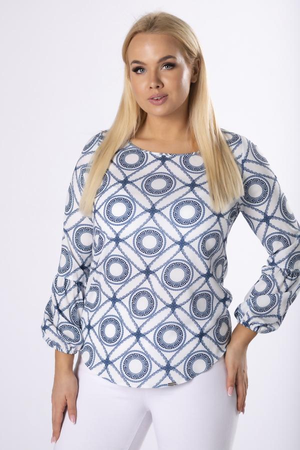 bluzki dla puszystych 995