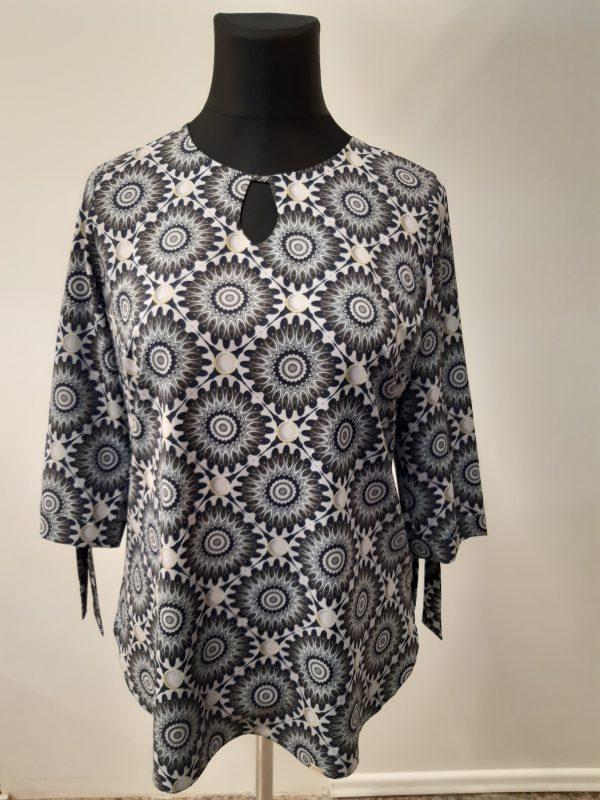 modne bluzki plus size 999