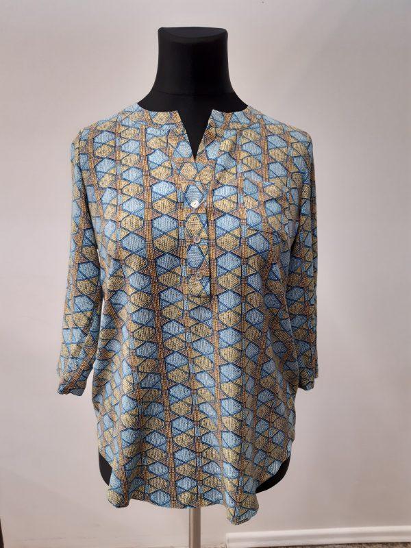 modne bluzki plus size 993
