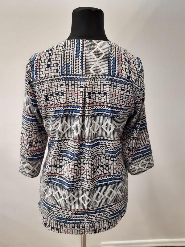bluzki eleganckie plus size 1000