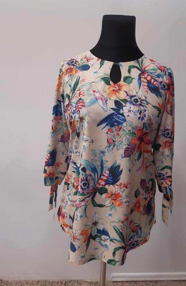 tanie bluzki damskie duże rozmiary 995