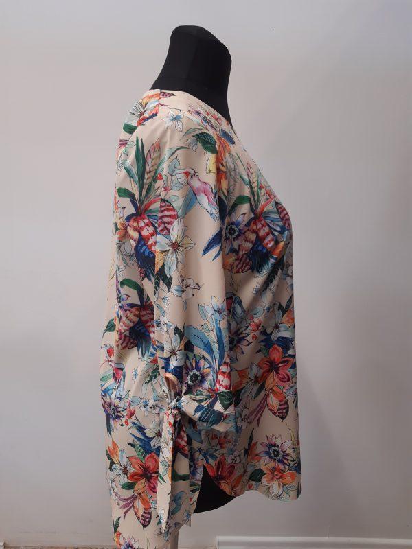 tanie bluzki damskie duże rozmiary 996