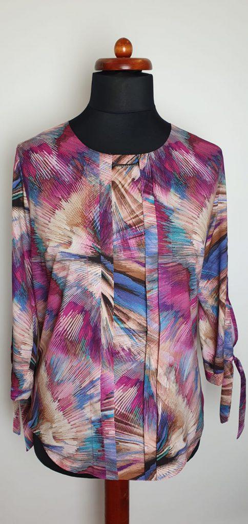 bluzki damskie duże rozmiary 996