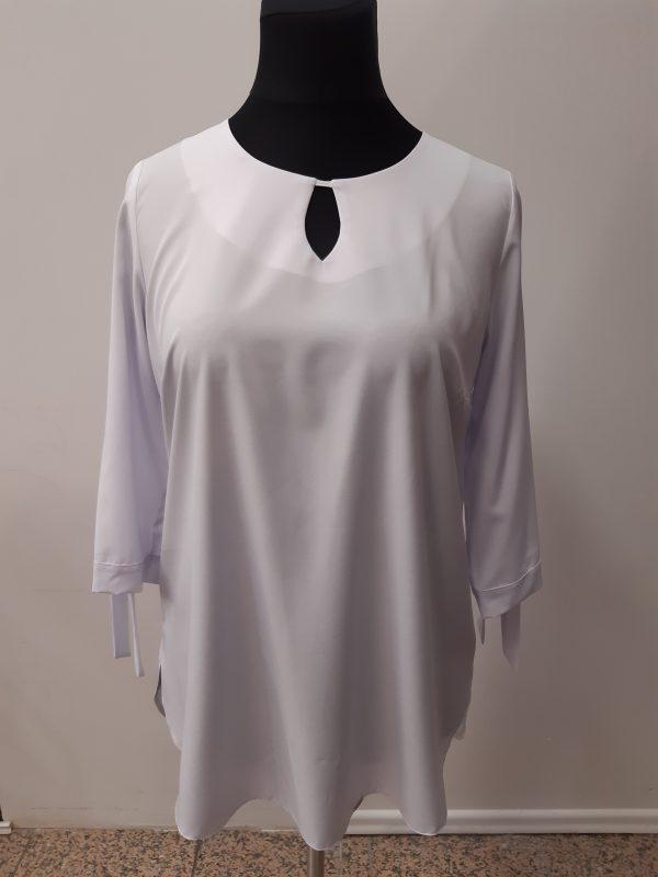 bluzki plus size damskie 991