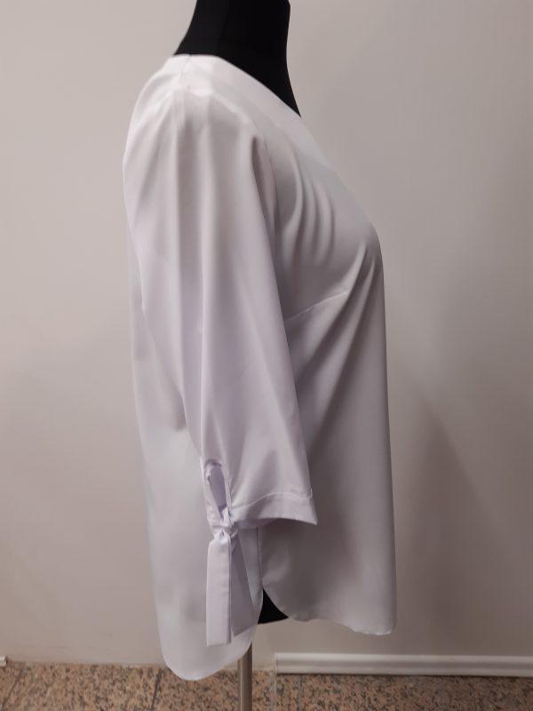 bluzki plus size damskie 992