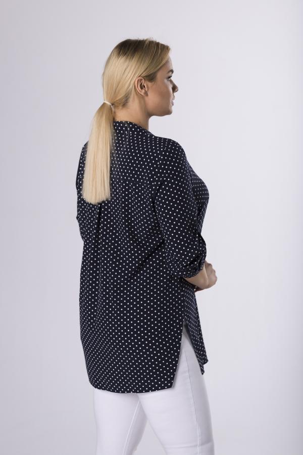 bluzki plus size damskie 996