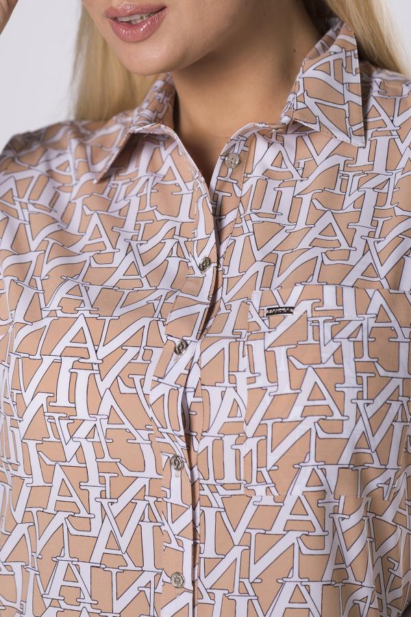 bluzki plus size damskie 997