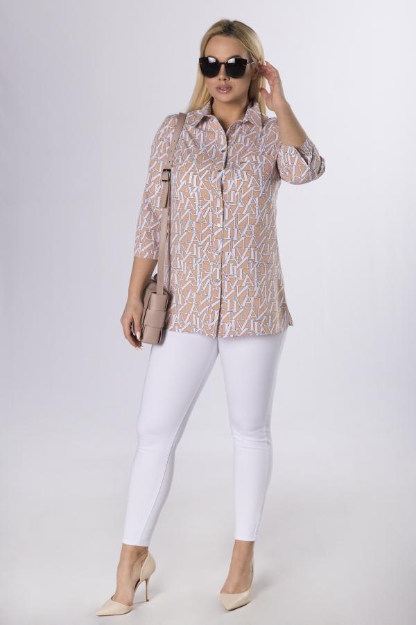 bluzki plus size damskie 999